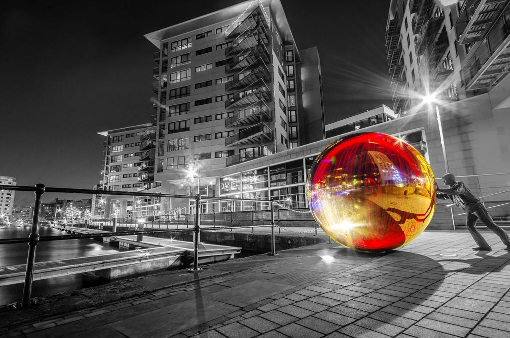 42. Giving the orb a selective push by fastchris