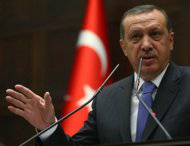 Turquia acusa Israel de matança em Gaza