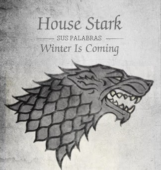 [Post Oficial] Juego de Tronos ---  Temporadas 1 - 4  --- Casa_stark_lema