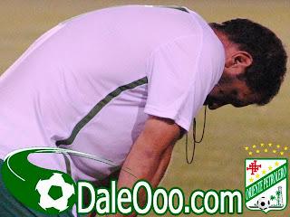 Oriente Petrolero - Roberto Pompei - DaleOoo.com web del Club Oriente Petrolero