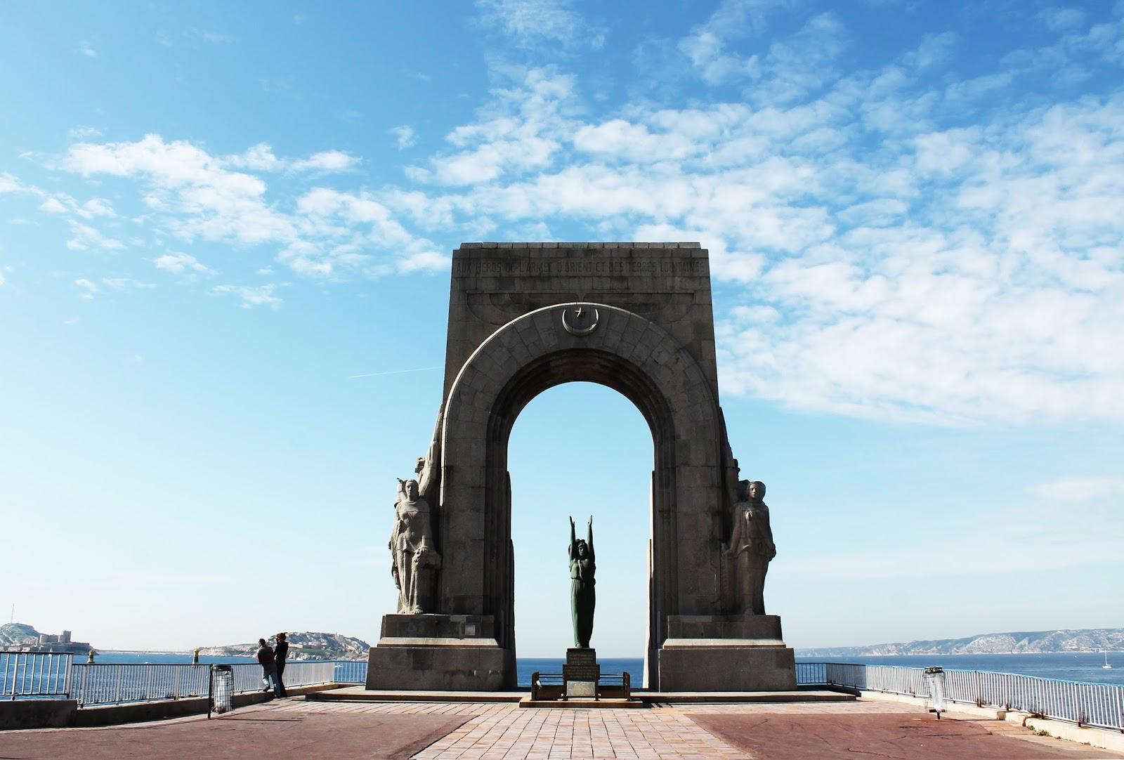 Monument Marseille