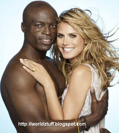 Heidi Klum and Seal Wedding Anniversary of the 6th