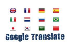 Tutorial Menambah Bendera Penerjemah Bahasa pada Blogspot