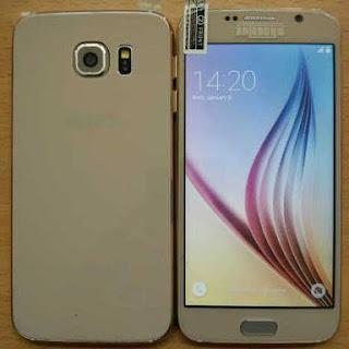 Gambar S6 Replika HDC putih