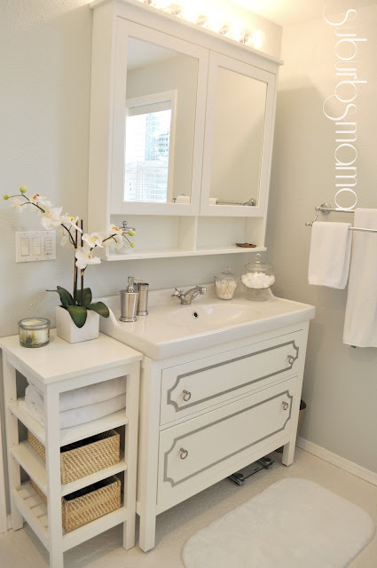 Happily Decor After Ikea Bathroom Makeover