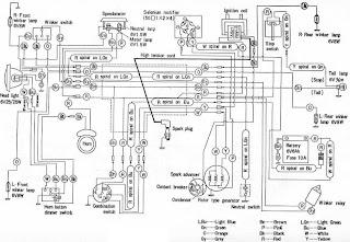 HONDA    C200     Honda   C200Electrical   Wiring      Diagram
