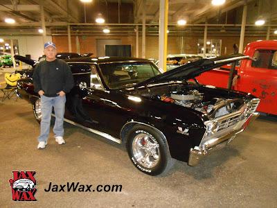 Jax Wax 1967 Chevy Chevelle SS