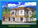 desain rumah mediteran