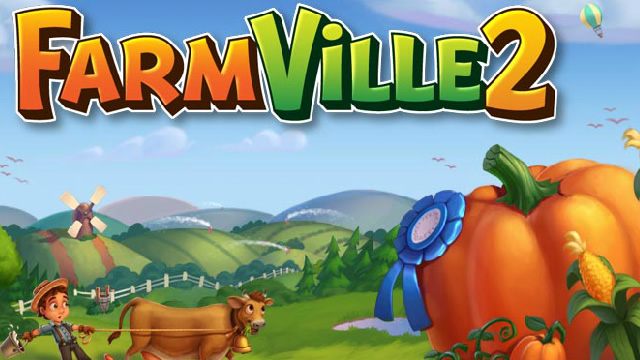 farmville so maybe you also heard about farmville 2 too which was