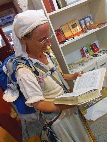 Encontrar la tranquilidad del esp ritu oficina del peregrino for Oficina del peregrino