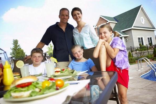 La comida y los niños