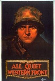 Watch All Quiet on the Western Front Online Free 1930 Putlocker