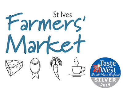 St Ives Farmers Market - Taste of the West Award 2015