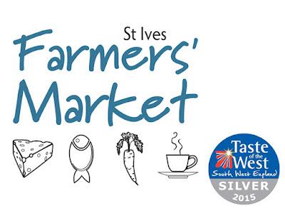 St Ives Farmers Market - Taste of the West Award 2015