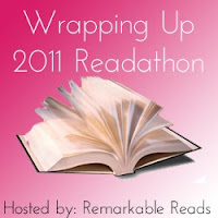 Wrapping Up 2011 Readathon!