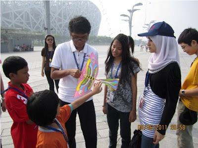 Salih Yaakob Bercuti Bersama 4 Isteri Dan Anak Di Beijing