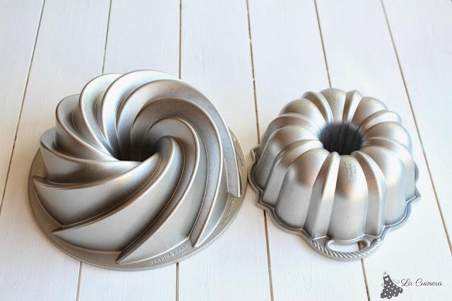 que moldes podemos usar para hacer un bundt cake? aquí te lo contamos!