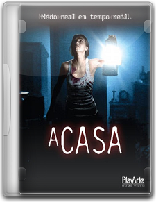 Capa A Casa   DVDRip   Dublado (Dual Áudio)