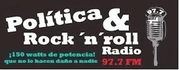 Política y Rock and Roll Radio