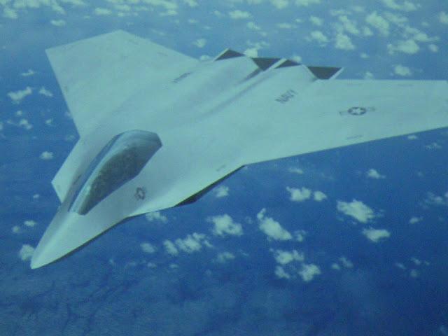 Boeing Concept FA/XX