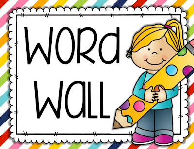 Teacher 39 s lounge back to school freebie for Free printable word wall templates