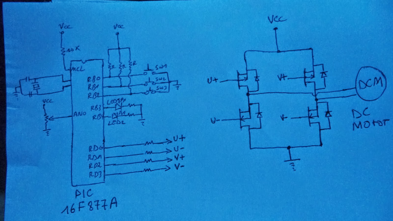 Circuits Lab 2 as well Induction Heater Circuit Diagram additionally DC Motor Speed likewise LED Driver Circuit Diagram besides Dyson Vacuum DC14 Parts Diagram. on arduino h bridge motor controller schematic
