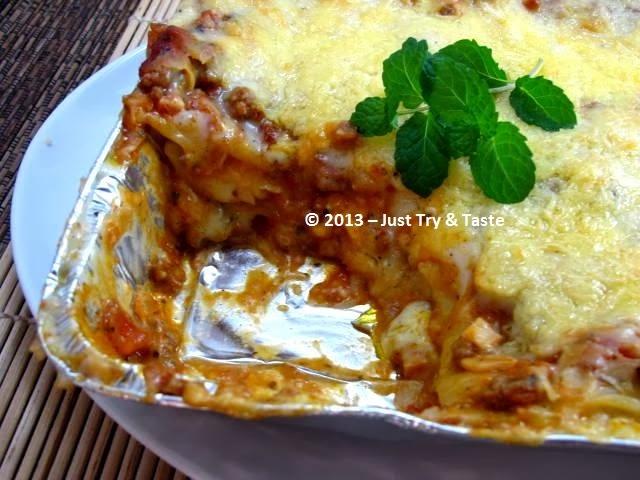 Lasagna Meleleh A La Sintya Super Mudah Super Yummy Just Try