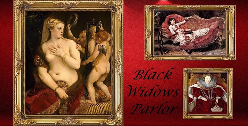 The Black Widows Parlor