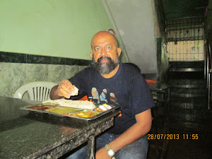 "Lunch at ""Hotel Shitiz"" in Bhimashanker town."