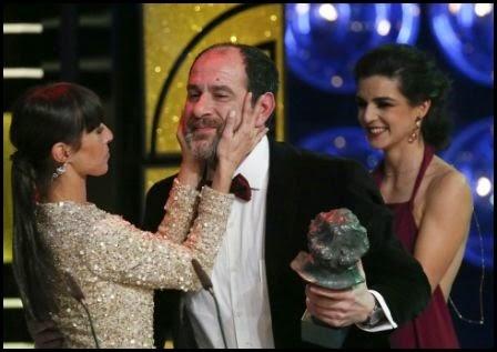 Premios Goya 2015: Karra Elejalde (mejor actor secundario)