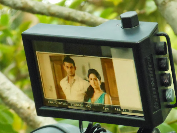 Jism 2 Movie Shooting Stills - Featuring Hot Sunny Leone, Arunoday Singh