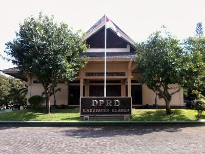 Gedung DPRD Kabupaten Klaten
