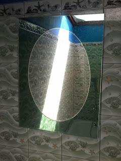 Pasang Cermin di Kamar mandi