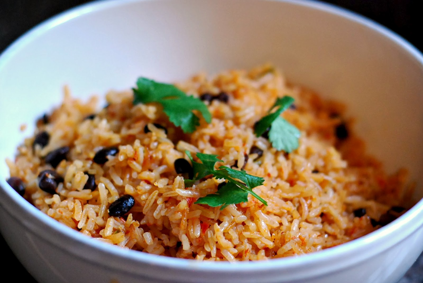Black Bean Spanish Rice Recipe — Dishmaps