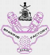 Engine Factory Avadi Chennai Logo