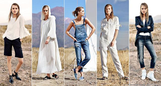 Ropa de moda 2016. Moda primavera verano 2016 Paula Cahen D'anvers Looks.