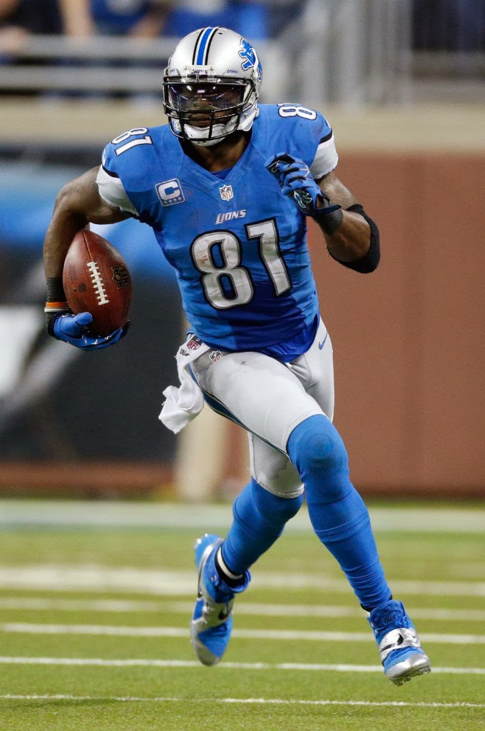 Just Sports & Just Us: Jerry Rice says Calvin Johnson has ...