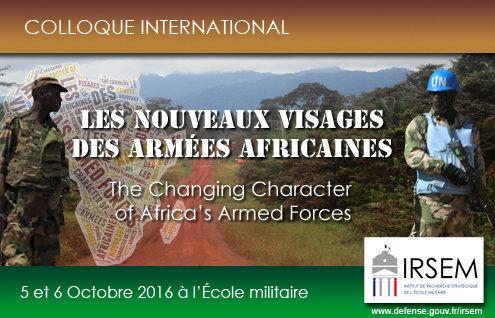 Les nouveaux visages des armées africaines