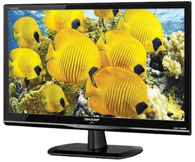 Harga dan Spesifikasi TV LED Sharp Aquos LC-24LE107I 24 Inch
