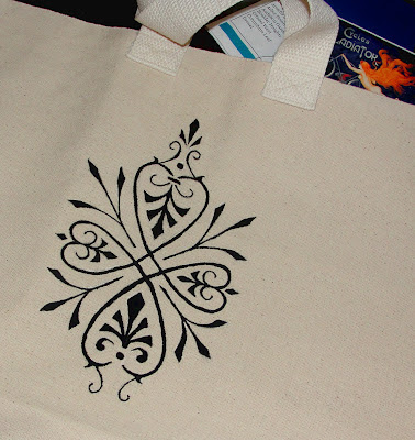 grocery bag shopping tote quality canvas sack