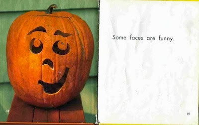 exclusive sample page #2 booksforkids-reviews.com from Jack-O-Lanterns by Lola Schaefer