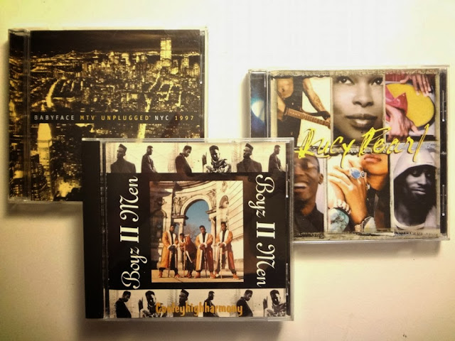 90s R&B, BoyzIIMen, Lucy Pearl, Babyface Unplugged