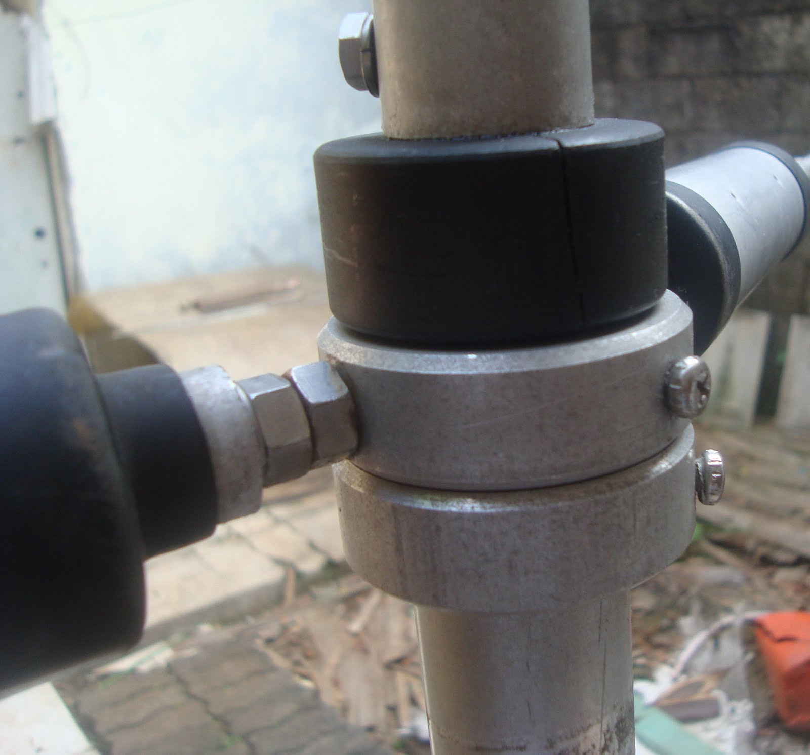 Diamond cp 5 h vertical hf antenna sold click for details diamond
