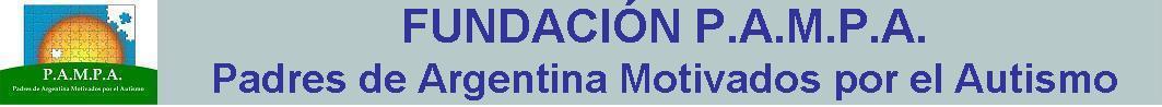 Fundación P.A.M.P.A. - Padres de Argentina Motivados por el Autismo
