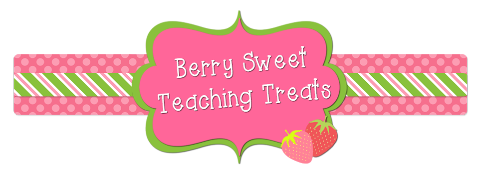 Berry Sweet Teaching Treats