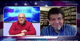 Realitatea la zi: AMERICA ÎNTRE FRAUDA ELECTORALĂ ȘI REVOLUȚIA SOCIALISTĂ - Steven Bonica