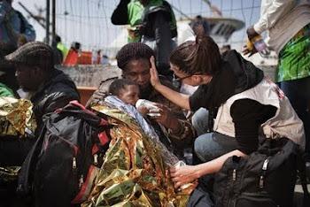"""MEDICOS SIN FRONTERAS:""""EUROPA DEBE ACEPTAR A LOS CIVILES QUE HUYEN DE LA GUERRA DE LIBIA"""""""