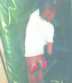 Woman Burns 9-Year-Old Househelp's Buttocks With Electric Iron