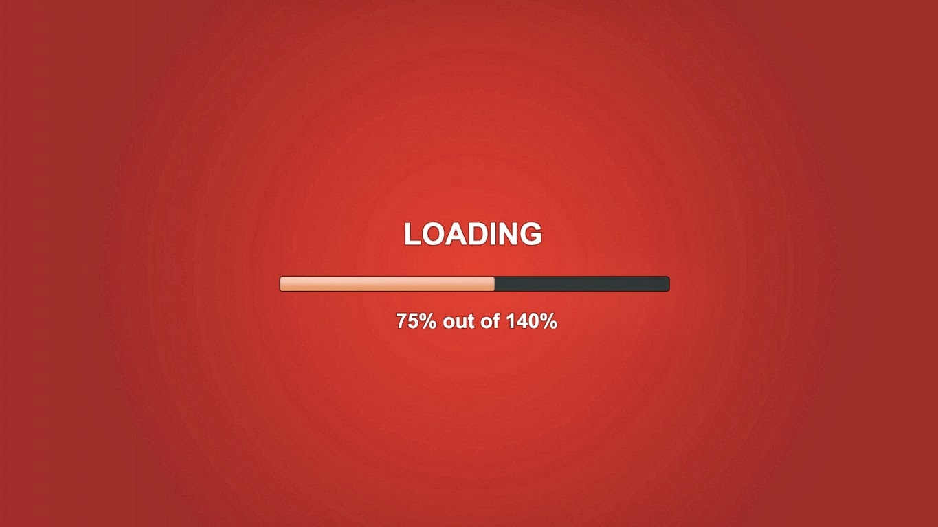 Loading Wallpaper Funny Time 16893