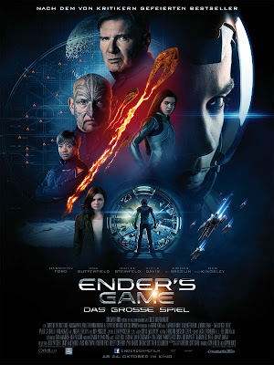 Enders Game Stream online
